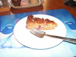 Mmmm....cake...